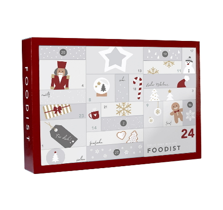 Foodist Adventskalender Angebot
