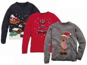 Weihnachtspullover für Damen