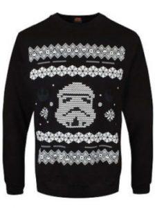 star wars weihnachtspullover
