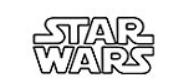 Star Wars Weihnachtspullover logo