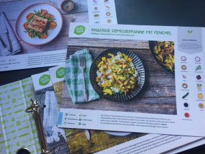 HelloFresh fertiges Gericht Foto
