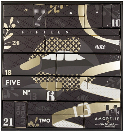 Amorelie Adventskalender Luxury ME