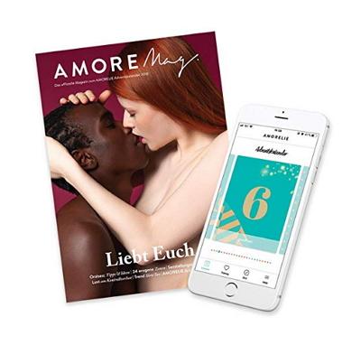 App und das Magazin von Amorelie